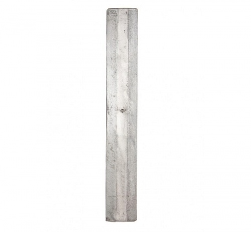 Zinc Strip Anode 12Inch Undrilled
